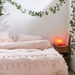 urban outfitters Decorative Rose Vine Garland